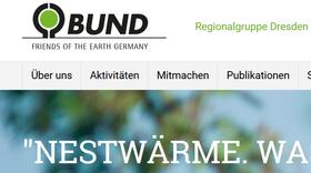 Website-Relaunch des BUND Dresden